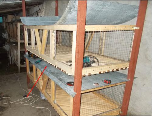 Секреты изготовления домика для кроликов