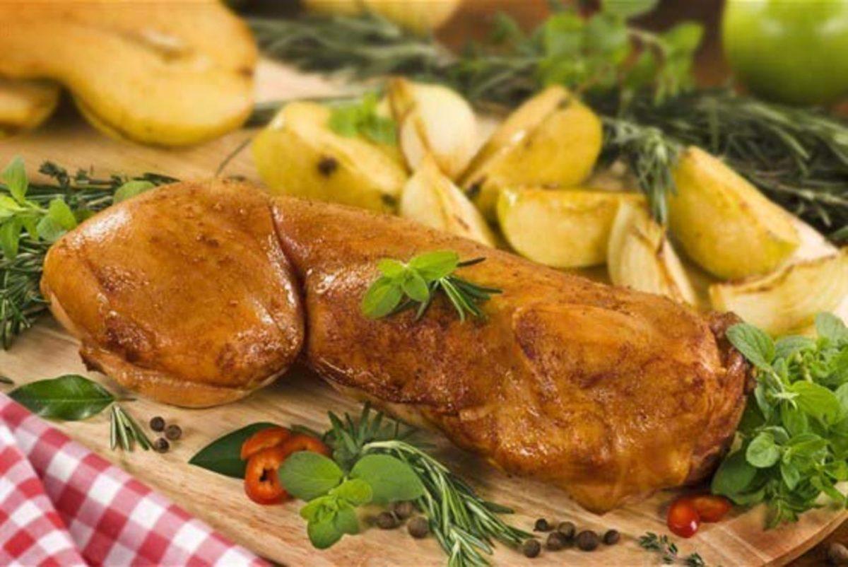 Рецепты из зайца